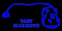 Baby Blue Hippo